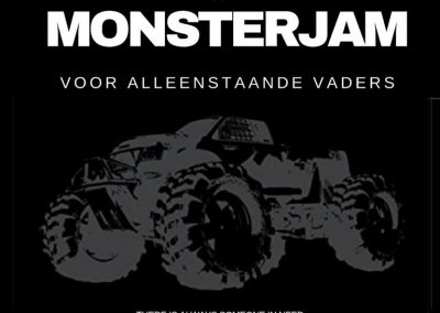 Monster Jam for single fathers