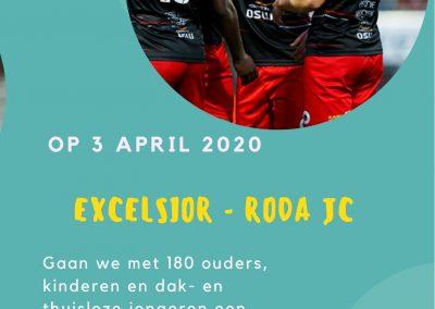 Excelsior – Roda JC