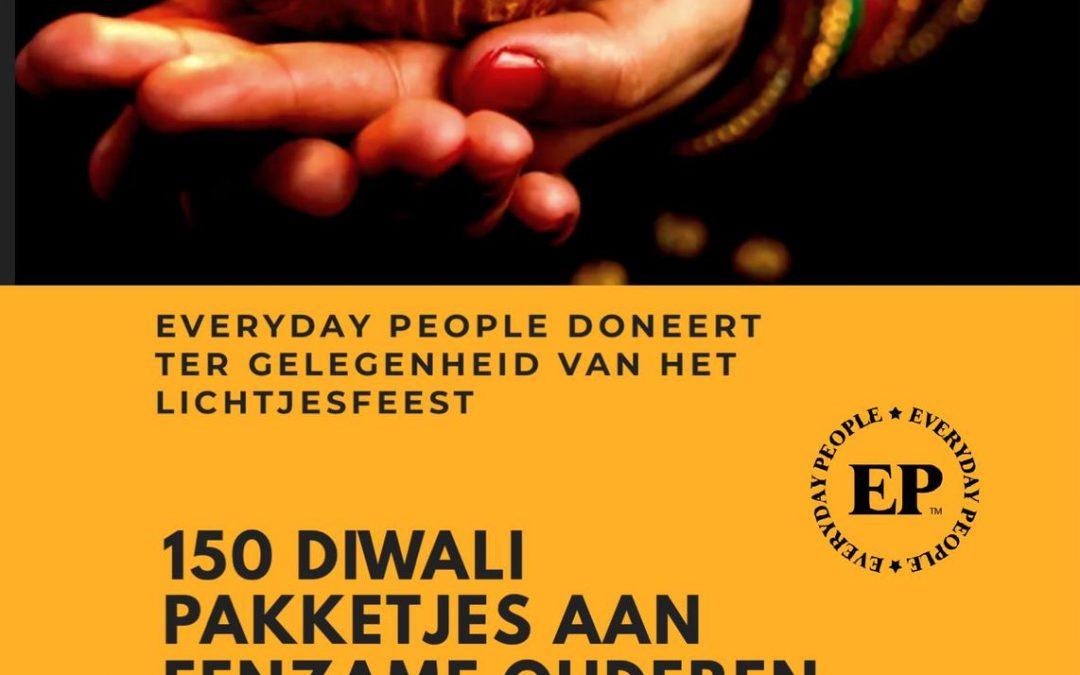 150 Diwalipakketjes