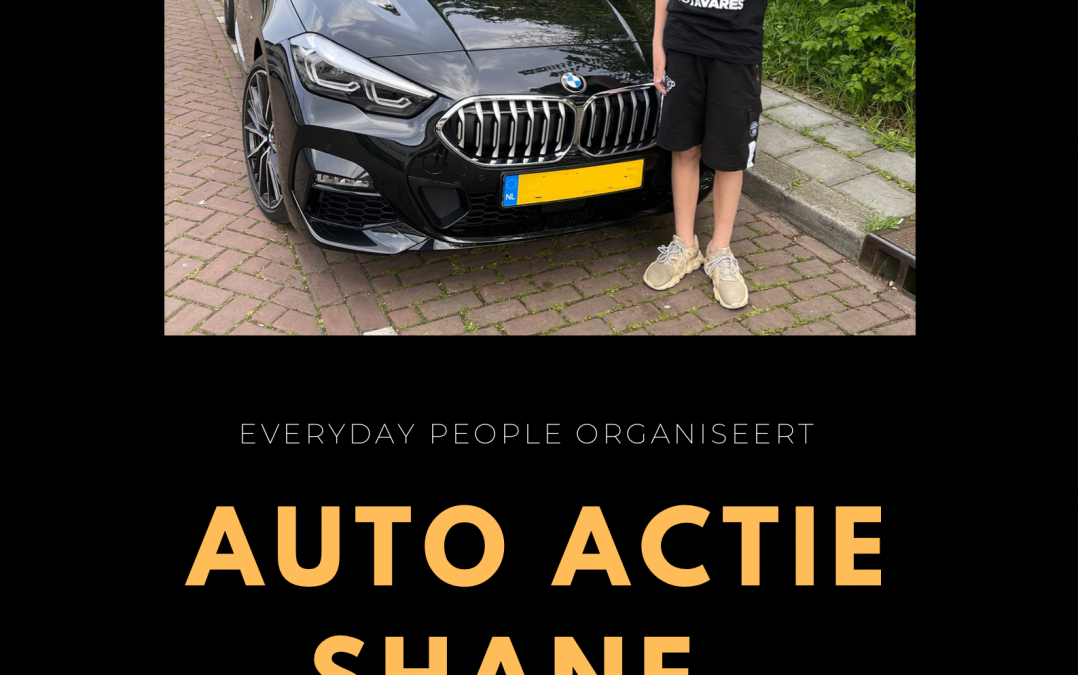 Auto actie Shane