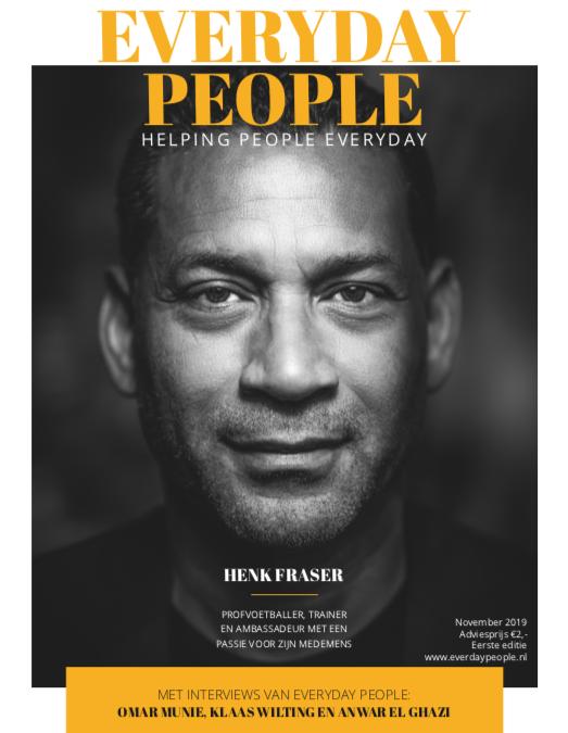 Everyday People Magazine – Digitale versie